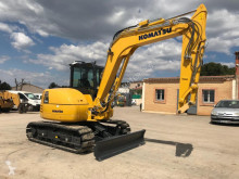 Mini-escavadora Komatsu PC 80 MR-5E0