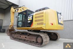 Excavadora Caterpillar 329FL excavadora de cadenas usada