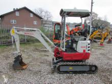 Excavadora Takeuchi TB215R miniexcavadora usada