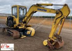 Escavadora mini-escavadora Komatsu PC45R-8