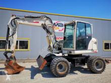 Terex hml32 gravemaskine på hjul brugt