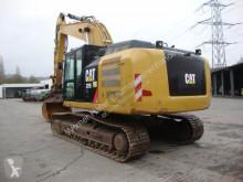 Caterpillar 329ELN excavadora de cadenas usada