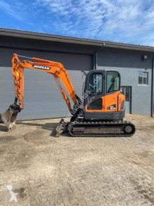 Mini escavatore Doosan DX60 R