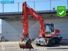 O&K MH 6 pelle sur pneus occasion