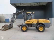 Mecalac 12 M XT excavadora de ruedas usada