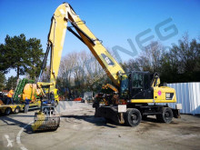 Caterpillar M322D MH pelle de manutention occasion