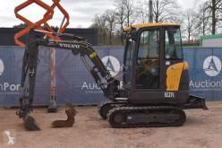 Volvo track excavator EC27 C