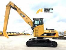 Excavadora Caterpillar 325D MH excavadora de cadenas usada
