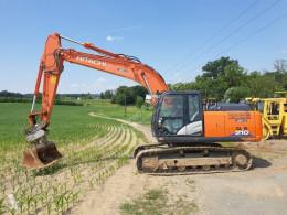 Excavadora Hitachi ZX 210-6 excavadora de cadenas usada