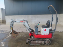 Takeuchi mini excavator TB108