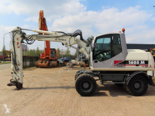 Terex 1605 used wheel excavator