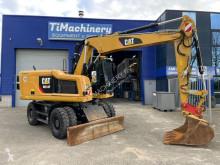 Excavadora Caterpillar M314F excavadora de ruedas usada