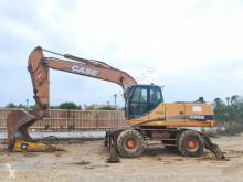 Excavadora Case WX 210 Wheeled excavator excavadora de ruedas usada