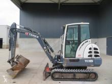 Excavadora Terex TC 35 miniexcavadora usada