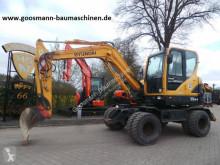 Excavadora Hyundai Robex 55 W-9 excavadora de ruedas usada