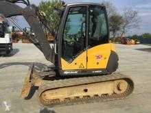 Escavadora escavadora de rodas Mecalac 8 MCR