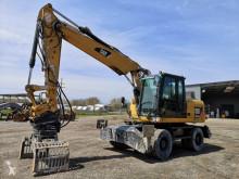 卡特彼勒 CAT M 313 D 轮胎式挖掘机 二手