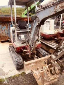 Excavadora Takeuchi TB 016 miniexcavadora usada