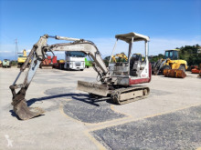 Takeuchi TB 025 mini pelle occasion
