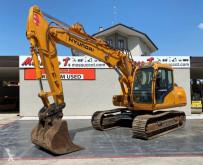 Excavadora Hyundai robex 130lc-3 usada
