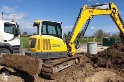 Excavadora Wacker Neuson EZ80 excavadora de cadenas usada