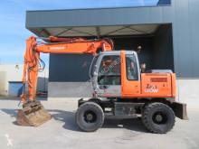Hitachi ZX 130 W escavatore gommato usato