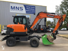 Mini escavatore Doosan DX 57 W -5
