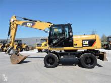 Escavadora Caterpillar M316D escavadora de rodas usada