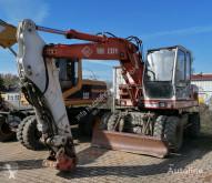 Escavadora O&K MH City Mobilbagger escavadora de rodas usada