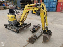 Yanmar VIO 10-2 A tweedehands mini-graafmachine