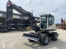 Excavadora excavadora de ruedas Schaeff TW 75