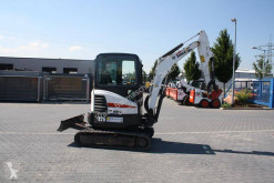 Escavadora Bobcat E 26 mini-escavadora usada