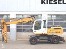 Escavatore gommato Liebherr A904C