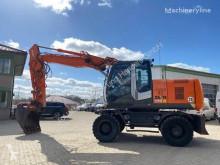 Hitachi ZX 170 W-3 (12001611) escavatore gommato usato