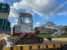 Takeuchi TB 135 3TNVII-QTB tweedehands mini-graafmachine