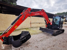 Mini-escavadora Kubota KX080-3