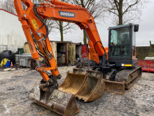 Doosan DX 85R-3 mini-excavator second-hand