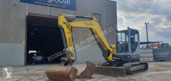 Wacker Neuson 72Z3 mini pelle occasion