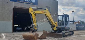 Wacker Neuson 72Z3 mini escavatore usato