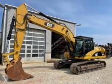 Excavadora Caterpillar 324 D LN excavadora de cadenas usada
