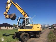 Excavadora O&K MH4 PLUS excavadora de ruedas usada