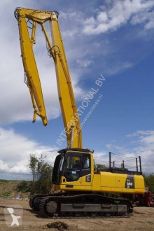 Excavadora excavadora de demolición Komatsu PC350LC-8HRD