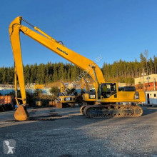 Komatsu PC400LC-8 long reach tweedehands sloopgraafmachine