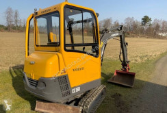 Escavadora Volvo EC 15B XTV mini-escavadora usada