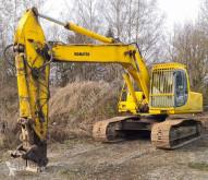 Escavadora Komatsu PC240 escavadora de lagartas usada