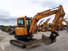 Escavadora Hyundai Robex 35 Z-9 mini-escavadora usada