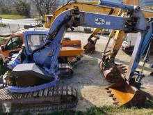 Excavadora Komatsu PC 128 UU-IE excavadora de cadenas usada