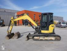 Excavadora Yanmar VIO 50-6A miniexcavadora usada