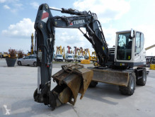 特雷克斯TW 110 轮胎式挖掘机 二手