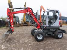 Escavadora Neuson 6503 WD escavadora de rodas usada